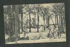 POST CARD UNUSED SUEZ EGYPT PRE 1920
