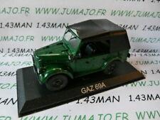 BAL30 Car 1/43 Ixo Deagostini Balkans: GAZ 69 A 4X4