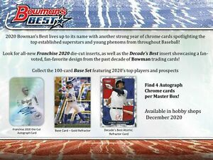 BALTIMORE ORIOLES 2020 BOWMAN'S BEST BASEBALL Half CASE 4 BOX TEAM BREAK #13