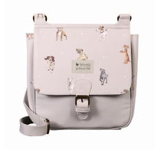Wrendale Designs 'a Dogs Life' Satchel Bag