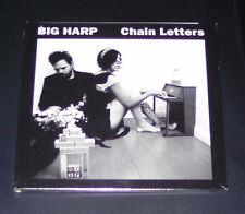 BIG HARPE CHAIN LETTRES CD EXPÉDITION RAPIDE NEUF ET DANS L'EMBALLAGE D'ORIGINE