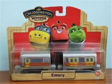 BOX LEARNING CHUGGINGTON WOODEN MAGNETIC TRAIN-EMERY