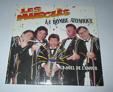 Les musclés - la bombe atomique - cd single 2 titres - 1995