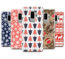 CHRISTMAS INSPIRED COLLECTION HARD MOBILE PHONE CASE COVER FOR SAMSUNG GALAXY S9