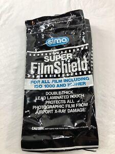 Sima Super Film Shield Film Lead Line Protector Film Bag