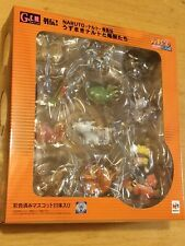 OFFICIAL G.E.M NARUTO SHIPPUDEN NARUTO & TAILED BEAST 11 FIGURE SET - NEW SEALED