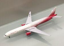 JC Wings 1/400 Rossiya Airlines Boeing 777-300 EI-UNM die cast metal model