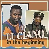 Luciano - In the Beginning (2007)  CD  NEW/SEALED  SPEEDYPOST