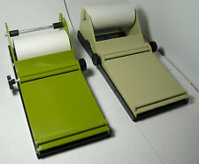 NOS NIB Roll Memo Pad for office notes  uses roll paper 4 colors