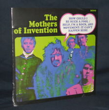 ZAPPA MOTHERS OF INVENTION HOW COULD I BE SUCH A FOOL RSD 45RPM PINK VINYL NEW