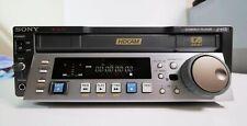 Sony J-H3 HDCAM PAL/NTSC Digital HD Video Cassette Compact Player JH-3 HDVS VTR