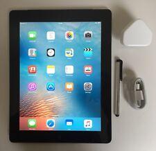 Eccellente Apple iPad 2nd generazione 64GB, Wi-Fi + 3G (Sbloccato), 9.7in - Nero