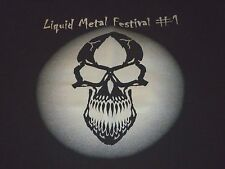 Liquid Metal Festival Shirt ( Used Size XL ) Nice Condition!!!