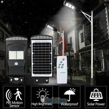 New listing 70W 95000Lm Solar Street Light Led Outdoor Ip67 Dusk-to-Dawn Area Road Spotlight