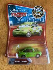 Disney Pixar Movie Cars Final Lap Nick Stickers R4384