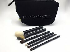 MAC Cosmetics Look in a Box Advanced Brush Set with Original Bag