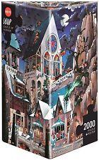 Puzzle Loup Castle Of Horror 2000 teile