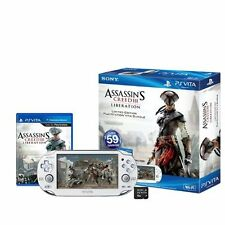 Assassin's Creed III Liberation PlayStation Vita Wi-Fi Bundle Ps PS 9E