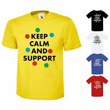 keep calm and Soporte Top Infantil Escuela 10% to in Need Camiseta Niños