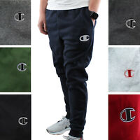 Champion Men's Fleece Jogger Slim Activewear Athletic Gym Pants with Pockets