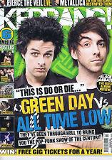 GREEN DAY / ALL TIME LOW / METALLICAKerrangno.14681June2013