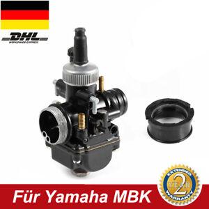 19mm PHBG Vergaser Edition  Passt Für Yamaha MBK Aprilia Piaggio CPI NEU