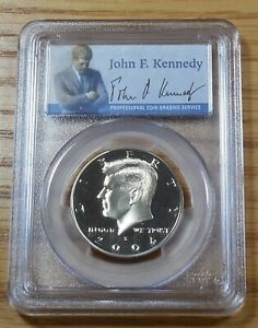 2004 S -  KENNEDY Half Dollar CN/CLAD - PCGS PF 69 DCAM * Combined Shipping