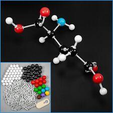 Molecular Model 176pc Set Organic Chemistry Science Atom Molecules & Links Kit
