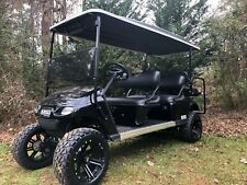 2016 Ez-go txt GAS 6 passenger seater Lifted limo Golf Cart 14