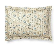 Ralph Lauren Constantina Cassandra | PAIR Standard 2 Shams Cream Floral NEW$260