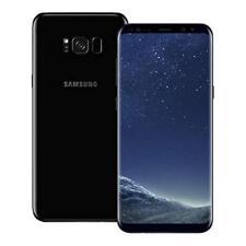 Samsung Galaxy S8+ SM-G955W - 64GB-Midnight Teléfono inteligente Negro (Desbloqueado) (CA)