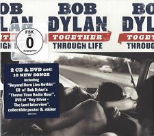 BOB DYLAN / TOGETHER THROUGH LIFE - DELUXE EDITION * NEW 2CD+DVD * NEU *