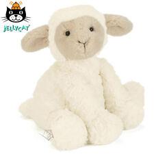 Jellycat FuddleWuddle Lamb Soft Toy Sheep Plush 23cm Kids Baby Animal Fuddles