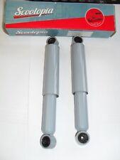 Lambretta s1/2 tv li scootopia grey front damper set.