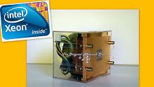 Intel Xeon CPU Heatsink 1U-3U+ Fan for L5335-X5365-X5355 Socket J LGA771  - New