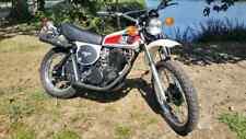 YAMAHA 500 XT 1976