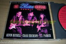 SF San Francisco Blues Guitar Summit Vol 1 Kevin Russell Craig Erickson TJParker