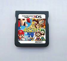 482 Games in 1 NDS Game Pack Card Mario Album Cartridge for DS 2DS New 3DS XL