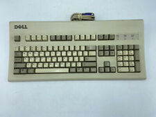 Dell AT101W Keyboard PS/2 Mechanical Keyboard Alps Switches Bigfoot