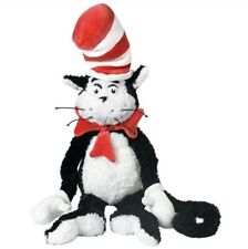 Dr. Seuss Cat in The Hat New Soft Plush. Toddler Toy Stuffed Manhattan Company