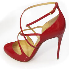 Christian Louboutin chaussures: Rouge soustelissimo 100 S: eu 37.5, UK 4.5, US 7