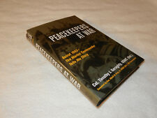 """""""PEACEKEEPERS AT WAR: BEIRUT 1983 THE MARINE COMMANDER TELLS HIS STORY"""" Signed"""