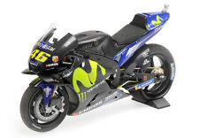1:12 Minichamps Yamaha YZR-M1 2017 Valencia Test Rossi 122183946