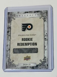 2020-21 ARTIFACTS ROOKIE REDEMPTION PHILADELPHIA FLYERS 202