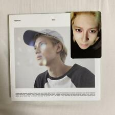 SHINee TAEMIN Solo Album ACE CD + Trading cards Free Shipping