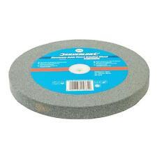 Silverline Aluminium Oxide Bench Grinding Wheel 200 X 20mm Fine 752948