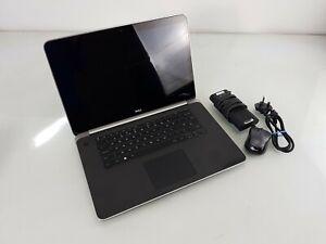 Dell Precision M3800 15.6' Laptop i7-4712HQ 2.30GH 16GB 250GB SSD 1 TB HD Win 10