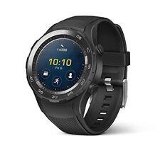 Huawei Watch 2 Smartwatch - Carbon Black - 45mm (LEO-B09)