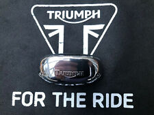 Triumph Thunderbird 900 Chrome Number Plate Light Legend/Sport