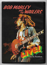 DVD / BOB MARLEY AND THE WAILERS LIVE AT THE RAINBOW (MUSIQUE CONCERT)